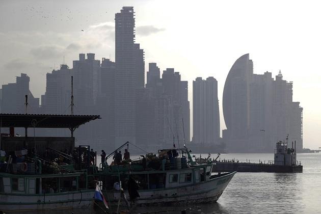 Se esperan lluvias en Panamá hasta el jueves 8 de abril. Foto: EFE