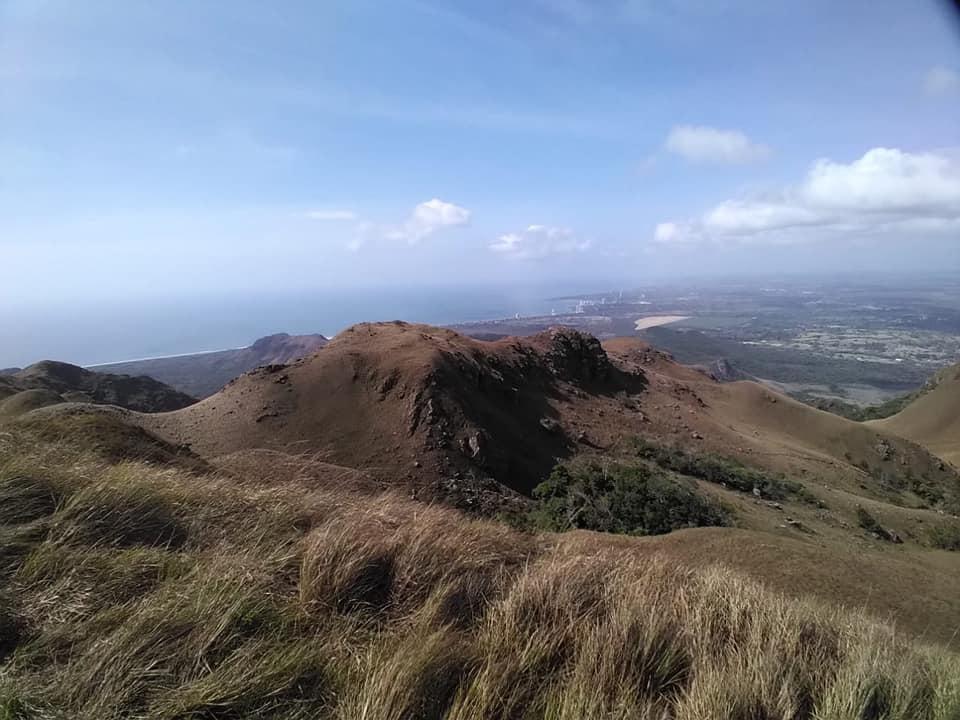 Desde la cima del Cerro Chame se pueden ver la ciudad de Panamá y la isla de Taboga. Foto: Eric A. Montenegro