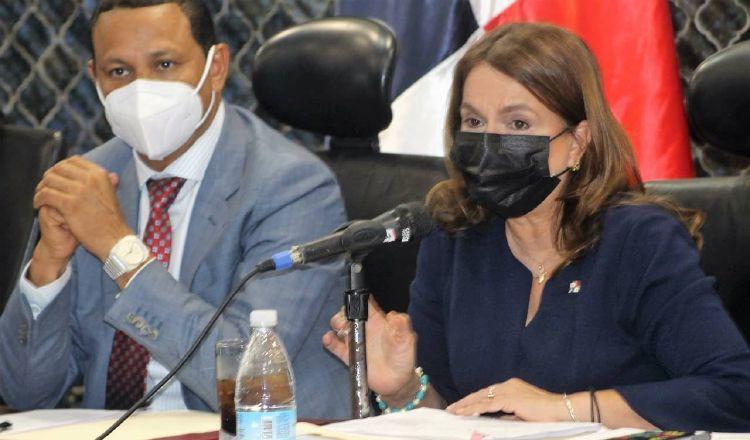 La ministra de Educación, Maruja Gorday de Villalobos, ha dicho que no puede permitir que ante un posible repunte del virus, se encuentren las escuelas cerradas.