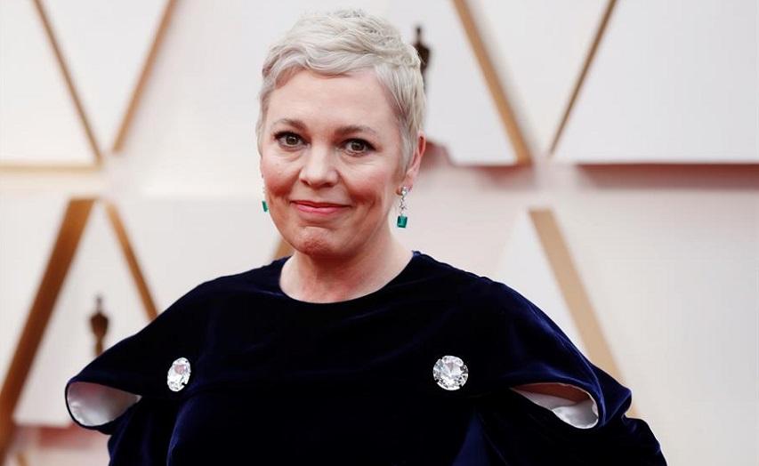 Olivia Colman esta nominada como mejor actriz de reparto en los premios Óscar. Foto: EFE