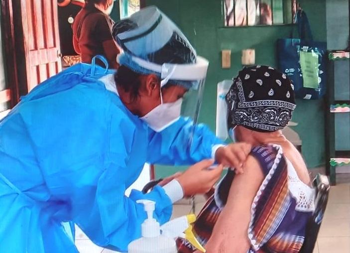 Se proyecta vacunar a 31,266 personas mayores de 60 años. Foto: Eric A. Montenegro