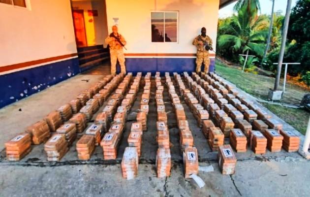 Los acusados aceptaron su responsabilidad en el delito de tráfico internacional de sustancias ilícitas. Foto: Mayra Madrid