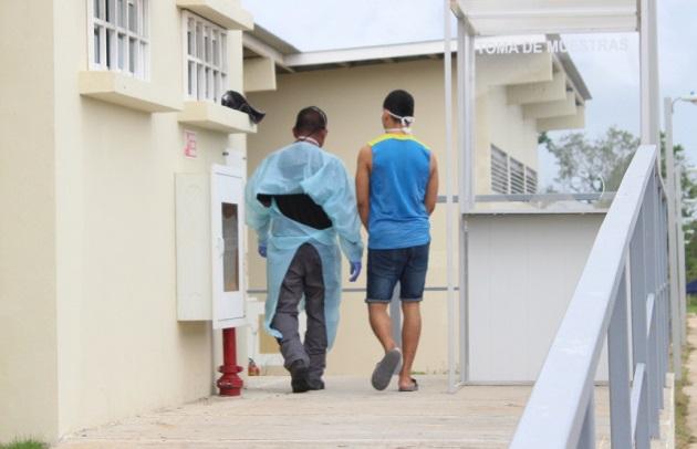 Más de 3 mil personas privadas de libertad se han recuperado de la covid-19 en Panamá. Foto: Cortesía Sistema Penitenciario