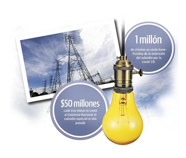 El administrador de la Asep indicó que se busca exhortar a la ciudadanía al ahorro energético, debido a la situación económica y por razones de generación hídrica.