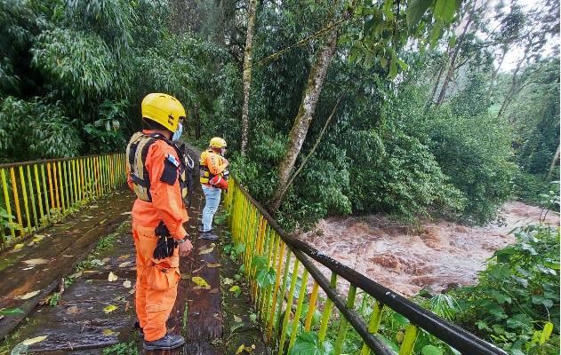 La producción agrícola en Tierras Altas registró pérdidas por encima de los 8 millones de dólares por causa del huracán ETA. Foto: José Vásquez