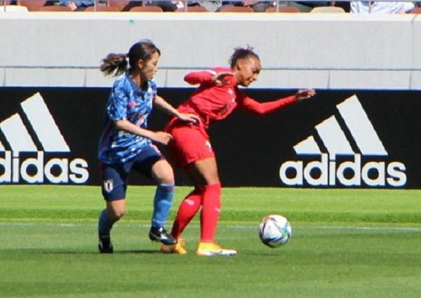 La selección femenina de Panamá es dirigida por Ignacio 'Nacho' Quintana. Foto:Cortesía