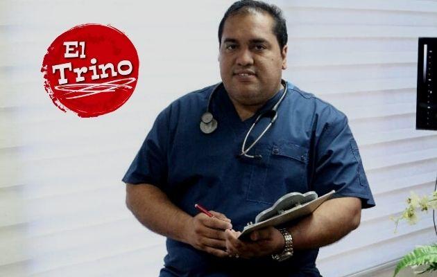 Impacto de la covid-19 en la salud mental es preocupante, advierte el doctor, Kevin Cedeño. Foto: Cortesía