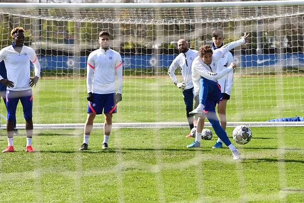 El Chelsea amarró bien el cruce de ida con los goles de Mason Mount y Ben Chilwell. Foto: Twitter