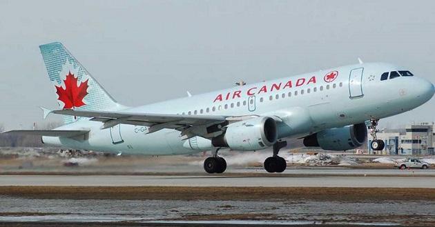 Las ayudas a Air Canada están condicionadas. EFE
