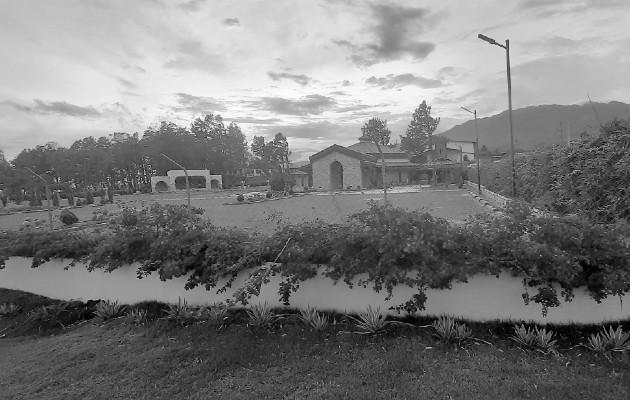 Capilla de La Natividad, Alto Boquete, Boquete, marzo 2021. Foto: Cortesía del autor.