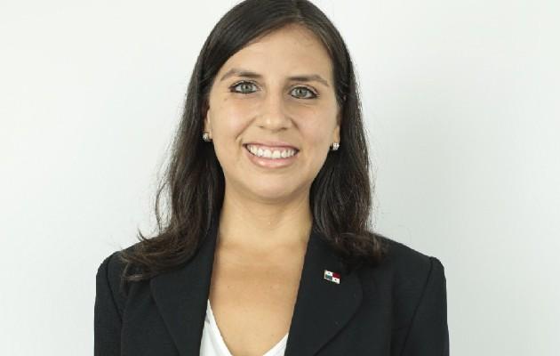 Mauad es la sucesora de Mayra Inés Silvera, quien presentó su renuncia al cargo desde el pasado mes de marzo. Foto: Archivo.
