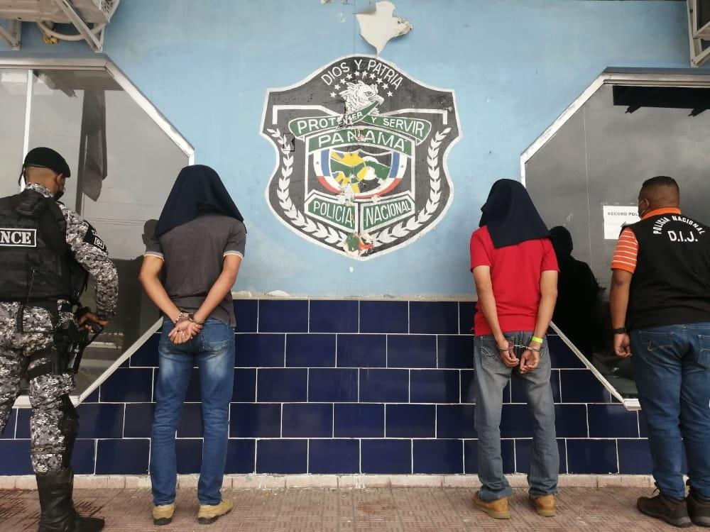 Las detenciones se efectuaron en conjunto con el Ministerio Público. Foto: Eric A. Montenegro