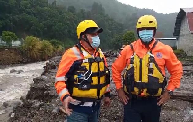 Las autoridades mantendrán la vigilancia de la situación climática en el país hasta el 17 de abril. Foto: Mayra Madrid