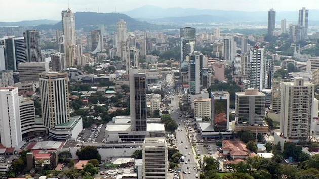 Los bancos en Panamá, son considerados entre los mejores administrados en el mundo. Archivo