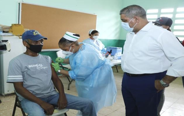 En aislamiento domiciliario se reportan 3,689 pacientes. Foto Cortesía: Minsa.