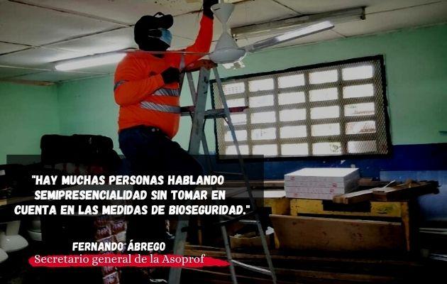 A partir del 31 de mayo, estudiantes panameños regresarán a las aulas de forma presencial. Foto: Cortesía