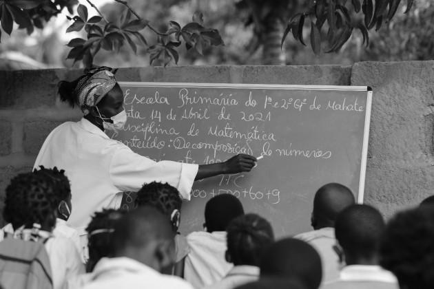 El sistema educativo trabaja en garantizar una educación para todos, para toda la vida y de forma permanente. Foto: EFE.