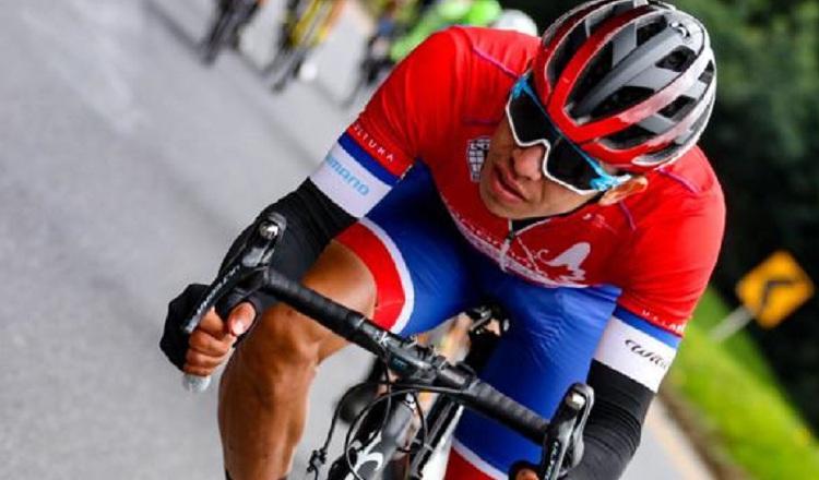 Esta es la primera vez en que un equipo como tal de Panamá participa en la Vuelta a Colombia. Foto: Fepaci