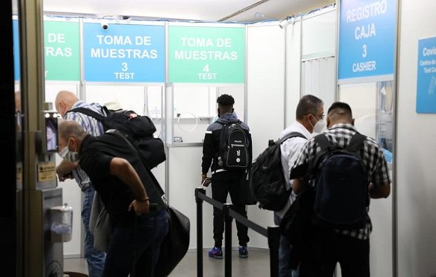 Las medidas en el Aeropuerto Internacional de Tocumen buscan mantener las cifras actuales. Foto: @tocumenaero