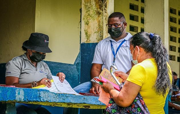 El pago del Pase-U comenzó la semana pasada. Foto: Cortesía Ifarhu