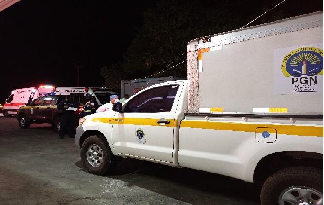 El personal de Sume 911 confirmó el fallecimiento del ciudadano de 36 años. Foto: Eric Montenegro