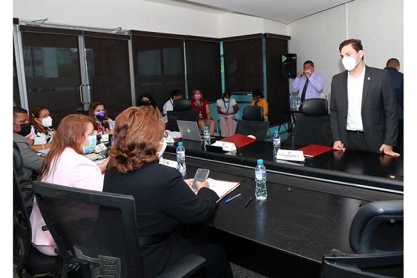 Reunión de la Comisión de Educación, Cultura y Deportes.