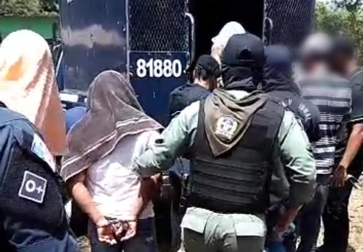 Fuerza Pública logra cifras récord de capturas de drogas este año. Foto: Cortesía