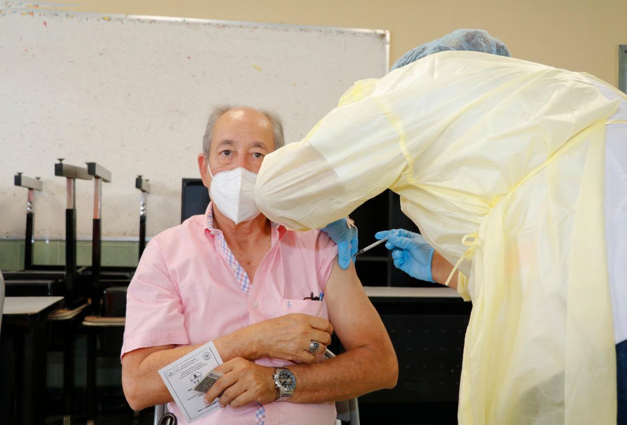 El Minsa asegura que todo está listo para iniciar este lunes la vacunación en los distritos de Chame, Capira y San Carlos. Foto Cortesía: Minsa.