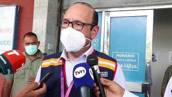 El defensor del Pueblo, Eduardo Leblanc González