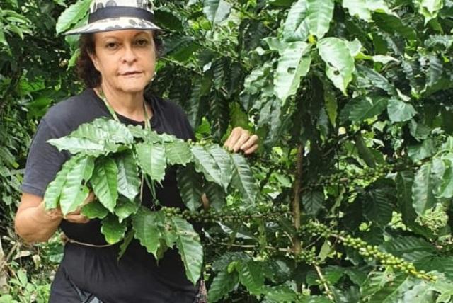 Mujeres emprendedoras en café. Foto: Cortesía