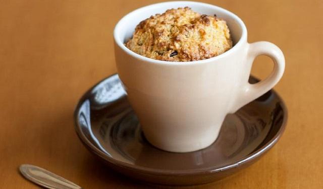 El 'mug cake' se popularizó en Estados Unidos. Foto: Ilustrativa / Pexels