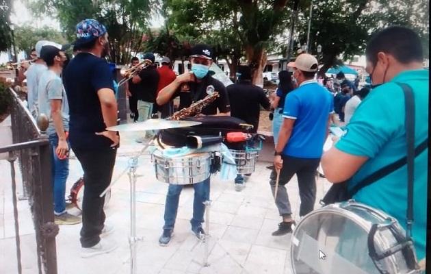 Los músicos podrán volver a la actividad. Foto: Grupo Epasa