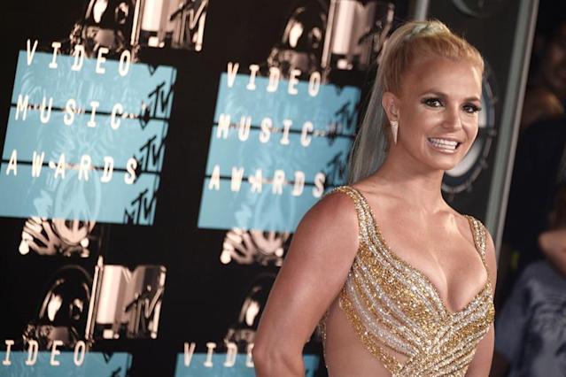 Britney Spears, actualmente de 39 años, accedió a que su padre se convirtiera en su tutor legal en 2008. Foto: EFE
