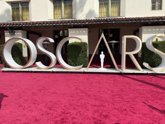 Los Óscar se realizaron con poco aforo. Foto: The Academy