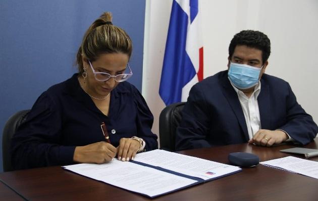 El memorándum de entendimiento entre Panamá y Chile sobre pesca ilegal tiene una duración de cinco años. Foto: Cortesía Arap