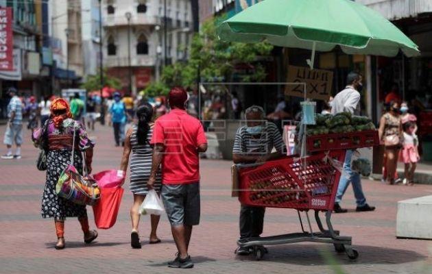 En Panamá hay desafíos enormes para combatir la pobreza y la desigualdad. EFE