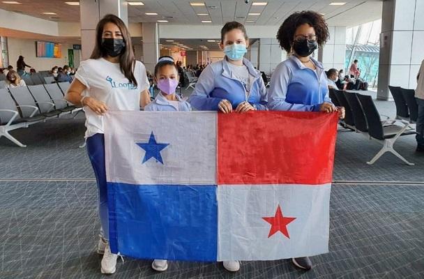 Integrantes del equipo Loops Panamá. Foto: Cortesía