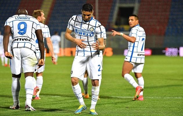 El Inter retorna al camino de los títulos. Foto: EFE