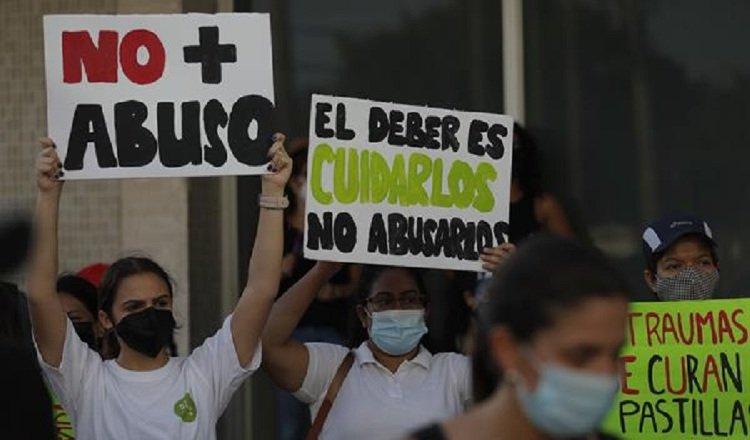 En febrero, cuando se conoció el informe de la Asamblea sobre el tema de los albergues, las protestas no se hicieron esperar. Archivo