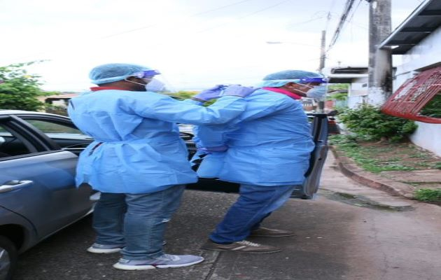 Diciembre de 2020 y enero de 2021 fueron los meses con más casos de covid-19 y muertes desde que empezó la pandemia en Panamá.