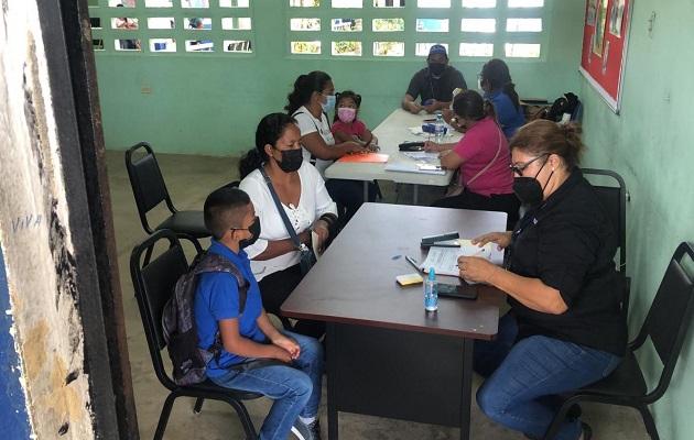 Las clases semipresenciales empezarán en escuelas con baja matrícula. Foto: Cortesía Meduca