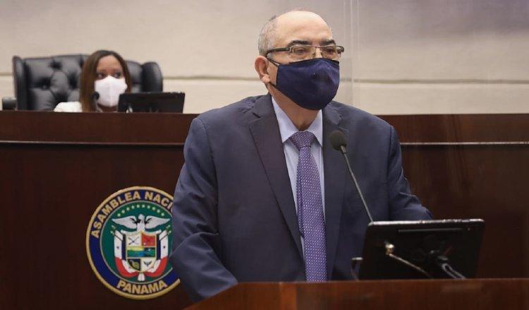 El periodo del fiscal electoral, Dilio Arcia Torres, debe concluir el último día del año 2027. Foto: archivo