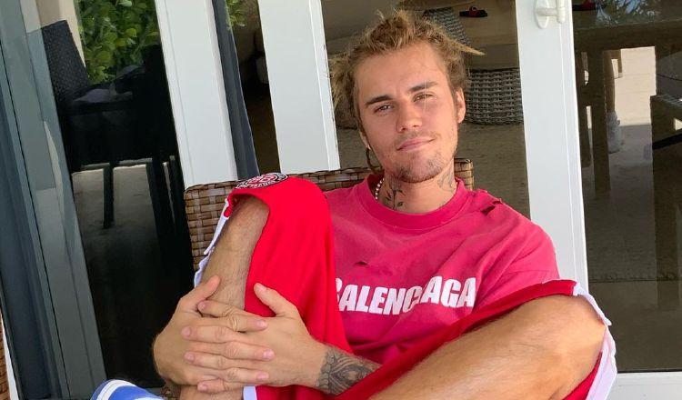 Justin Bieber. Instagram