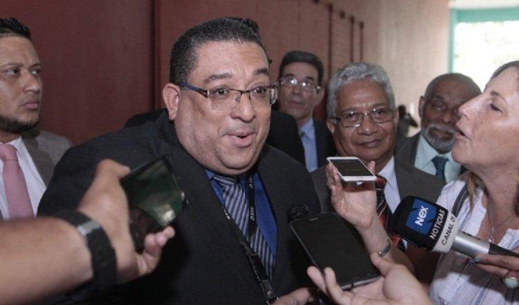 Ricaurte González, fiscal en el caso pinchazos, ha sido duramente cuestionado por sus actuaciones en este proceso.