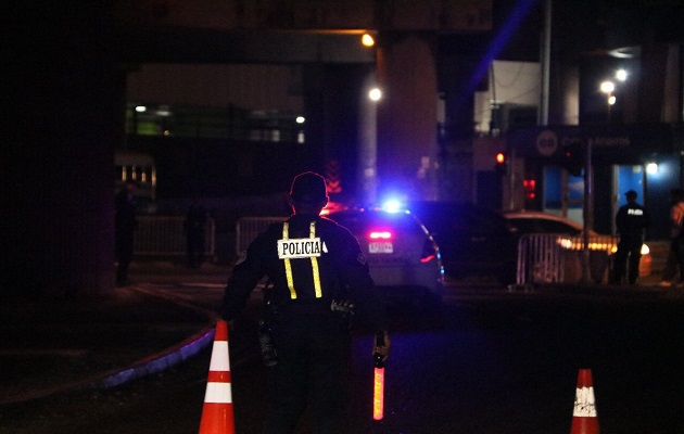La Policía Nacional acudió al lugar para atender la emergencia. Foto ilustrativa @ProtegeryServir