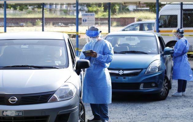 Panamá ha registrado una baja en la cantidad de casos de covid-19 y de muertes en los últimos tres meses. Archivo