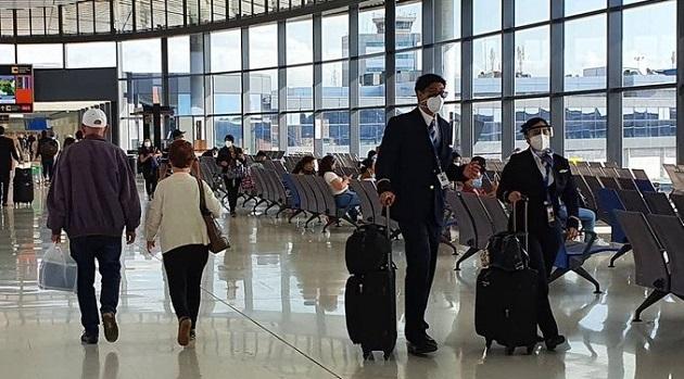 Los cierres decretados en el 2020 en casi toda América y el Caribe derrumbaron la aviación comercial y en general a esta industria. Foto: Cortesía @tocumenaero