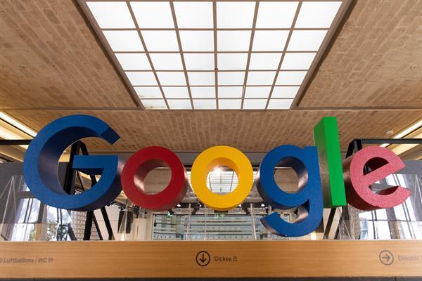 Logo del gigante de Internet, Google.