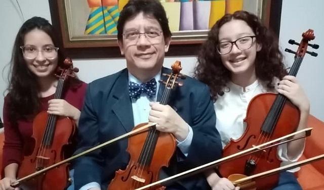 El maestro Víctor Mata. Foto: Cortesía