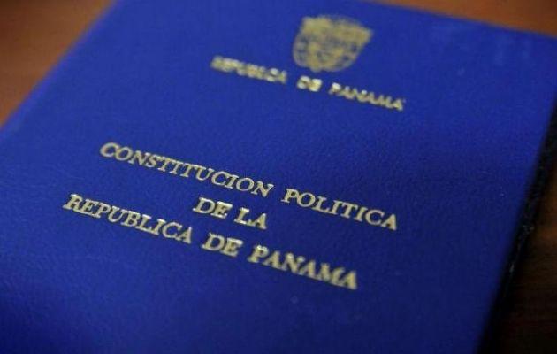 La Constitución Política creada en 1972 en el régimen militar (1968-1989).